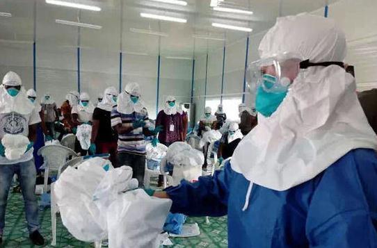 2020抗击疫情个人先进事迹材料5篇