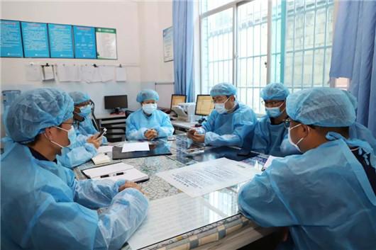 2020新型肺炎疫情防控工作情况报告模板3篇
