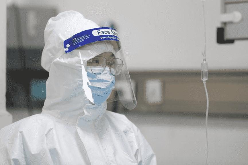2020疫情防控工作个人先进事迹5篇(党员)